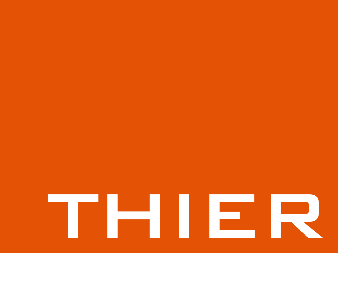 Thier Haustechnik Logo transp HG weißer UT
